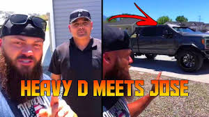 Heavy D Meets Jose For First Time, Gets Him A Rental And Takes His ... This Morning I Showered At A Truck Stop Girl Meets Road Wikipedia Loves Travel Stops Country Stores Lego Classic Town Big Rig Stoptrucks Only Vintage 6900 Tractor Trailer For Children Kids Video Semi Youtube Diesel Brothers Star Ordered To Stop Selling Building Smoke The Worlds Largest Dually Drive Intertional Trucks Its Uptime
