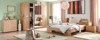 schlafzimmer in eichefarben 4 teilig