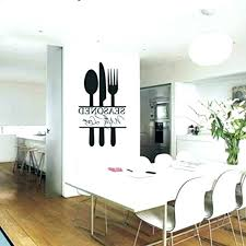 Wall Art Dining Room Decals Large
