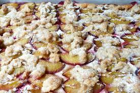 einfacher pflaumenkuchen ohne schnickschnack wilde