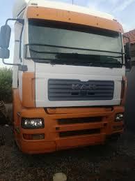 Man Truck ,TGA 26 -480 2007 ,852000 Km | Junk Mail