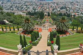 100 Images Of Hanging Gardens Of Haifa Are Garden Terraces Around The Shrine