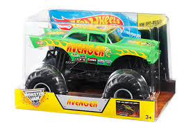 Buy Hot Wheels 1:24 Monster Jam Avenger Die-Cast Vehicle, Green ... New Orleans La Usa 20th Feb 2016 Captains Curse Monster Truck Rare Hot Wheels Monster Jam Gunslinger With White Wheels Monster Truck Show Images Vintage Farmhouse Pictures Lg G Gopro Drone Video Hickory Motor Jam Tampa Recap January 17 2015 Next Show Feb 7th Oldtown060714 Youtube Central Florida Top 5 What Id Do Differently Dennis Anderson Feature Car And Driver Team Meents Vs World Finals Racing Quarter 2014 Mud Fall Season Points Series Trigger King Rc Slinger Trucks Wiki Fandom Powered By Wikia
