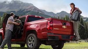 2015 Colorado Built-in Corner Steps Chevrolet Cadillac Of Santa Fe ...