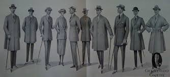 Mens Clothing In 1921