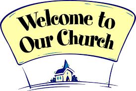 Fall church wel e clipart