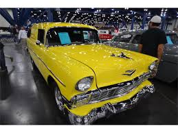 1956 Chevrolet Sedan Delivery For Sale | ClassicCars.com | CC-1048673 These Ice Cream Trucks Are The Coolest Bestride 1940s Chevy Pickupbrought To You By House Of Insurance In Texas Trucks Classics 1956 Ford F100 For Sale Near Dallas Texas 75207 Classics On Cj Willys For Sale Legacy Classic Dodge Power Wagon Defines Custom Offroad 1959 Chevrolet Apache Fredericksburg 78624 2014 1500 Premier Vehicles Lumberton 2007 Freightliner Fld132 Xl Lubdock Tx By Owner Duffys Cars 1966 Ck Houston 77007