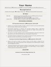 Skills To Put Resume Unique Good For Beautiful List Of On A Examples