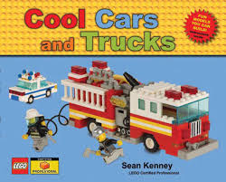 Cool Cars And Trucks | Sean Kenney | Macmillan