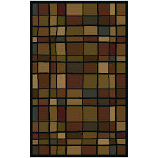 Shop Shaw Living 8 ft x 10 ft Scrabble Area Rug at Lowes