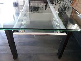 esstisch aus glas ausziehbar