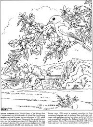 Botanical Gardens Coloring Book Welcome To Dover Publications