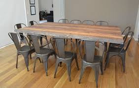 Black Dining Chair Inspiration Including New Long 12 Seater Rustic