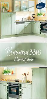 alles im grünen bereich die moderne küche bavaria 3310 in