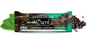 Picture Of NuGo Dark Mint Chocolate Chip 12 Bars