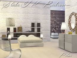 Furniture SlideTK Bedroom By Pilar From The Sims Resource