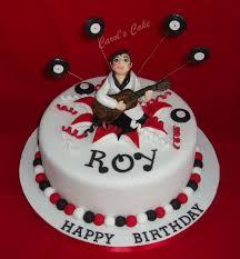 For Him Carols Cake