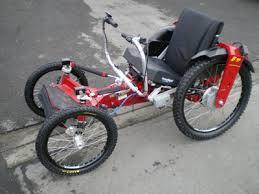 fauteuil tout terrain electrique véhicule tout terrain boma présenté par marconnet technologies