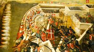 the great siege the great siege of malta in 1565 duel between and east