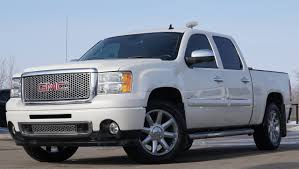 100 2013 Gmc Denali Truck GMC Sierra 1500 SUPERCHARGED DENALI AWD For Sale 83882 MCG