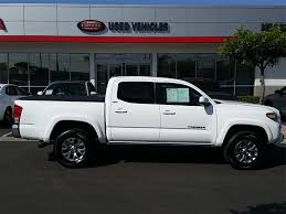 2017 Used Toyota Tacoma SR5 Double Cab 5' Bed V6 4x2 Automatic At ... Used Tacoma For Sale In Carson City Nv Certified 2016 Toyota Trd Sport I Low Kilometre 2012 2wd Double Cab V6 Automatic Prerunner At 2011 Access I4 Honda Elegant Toyota Trucks In Louisiana 7th And Pattison Used Tundra Houston Shop A Houston Top Of The Line Crew Pickup For 2015 Tundra Pricing Edmunds 2005 Chesapeake Va Area Dealer 2014 4wd East