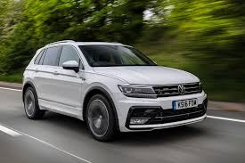 Volkswagen Tiguan SUV review
