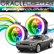 2008-2014 Dodge Challenger ORACLE Dynamic ColorSHIFT Fog Light Halo ... 3 Inch Round 12w Led Fog Light Tractor 6000k Spot Xuanba 6 70w Cree Led Work For Atv Truck Boat Amazoncom Chevy Silverado 99 02 Tahoe Suburban 00 05 0405 Ford Ranger Pickup Set Of Lights Everydayautopartscom Driver And Passenger Lamps Replacement For 18w Car Styling Driving Fog Light Lamp Offroad Car Pickup Morimoto Xb Ram Vertical Winnipeg Hid Front Bumper Spot Lamp Nissan Navara D40 01 03 04 06 Toyota Tundra Universal 70mm Fogs Complete Housings From The