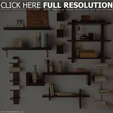 Awesome Diy Living Room Shelf Ideas Creative Wall Shelves Unique Decor