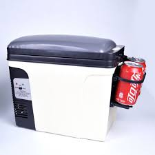 Portable Car Mini Fridge Truck Refrigerator 110V 24L 12V - FREE ...