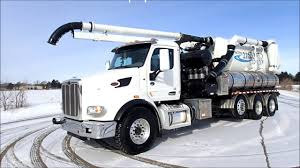 100 Vactor Trucks For Sale Peterbilt 2100 Plus Combination Sewer Cleaner YouTube