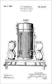 Vacuum Coffee Pots Patent Gallery