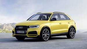Contemporary Build Audi Q3 Layout
