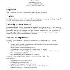 Sample Vet Tech Resume Veterinarian Cover Letter Ideas Collection Veterinary Assistant Technician