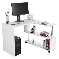 bureau tableau bureau d ordinateur tableau d ordinateur de coin de 360 degrés