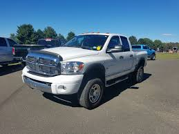 2006 Used Dodge Ram 2500 At Country Auto Group Serving Warrenton, VA ...
