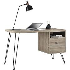 Ameriwood Dover Desk Federal White by Ameriwood Industries Computer Desks Staples