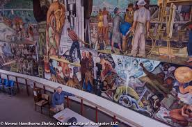 Coit Tower Murals Images by Diego Rivera Murals In San Francisco Critical Guide For Visiting