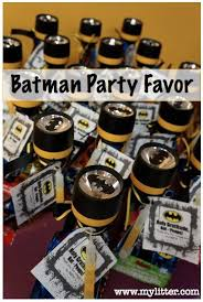 Batman Un Long Halloween Pdf by A Batman Birthday Party For Kids And My Batman Party Favors