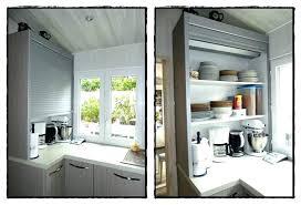 meuble de cuisine avec porte coulissante meuble haut cuisine avec porte coulissante elements bas armoire 14 m
