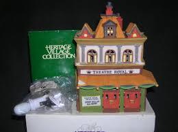 Dept 56 Halloween Village Retired by Lighted Series Serendipity U0027s Collectible Emporium