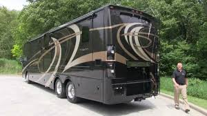 2014 Tuscany Luxury Diesel Motorhomes By Thor Motor Coach Class A Pushers