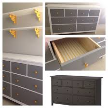 Black Dresser 8 Drawer by 8 Awesome And Original Diy Ikea Hemnes Dresser Hacks Shelterness