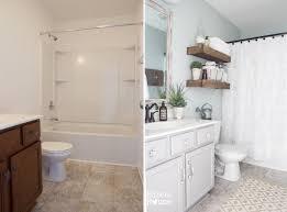 Redo Bathroom Ideas Diy Bathroom Redo Ideas Image Of Bathroom And Closet