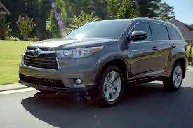 2014 Toyota Highlander Captains Chairs by 2014 Toyota Highlander Reviews And Rating Motor Trend