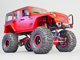 100 Rc Scale Trucks Xial RC Truck Body Shell 110 JEEP WRANGLER RUBICON Hard Body