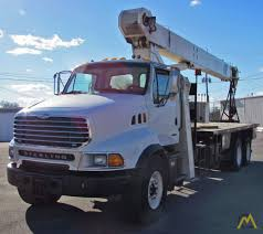 National 800C 23-Ton Boom Truck Crane For Sale Trucks & Material ...