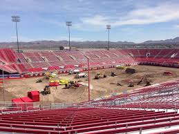 Sam Boyd Stadium Las Vegas 2013 | Monster Jam | Pinterest | Monster ...
