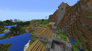 Best Pumpkin Seed Minecraft Pe by These Are The Best Minecraft Pe Village Seeds For Lazy People