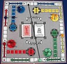 A Player Who Draws This Jumps One Token All The Way Across Board To Corresponding Square On Opposite Side Card Is Double Edged Sword