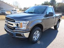 2018 New Ford F-150 XLT 4WD Reg Cab 6.5' Box At Landers Serving ...